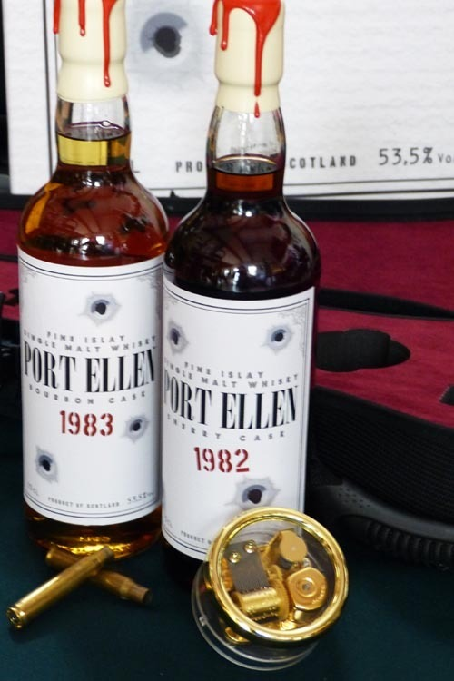Port Ellen 1982 und 1983 Don Gallione